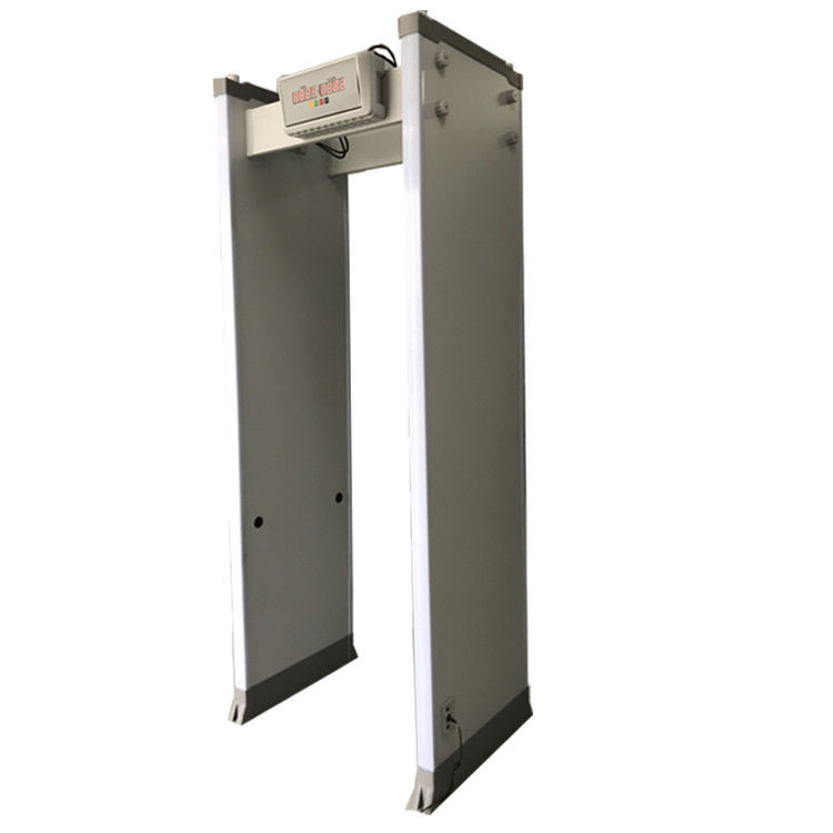 Intelligent Standby Metal Detector Security Gate For Schoo / Airport ZA-1800N supplier