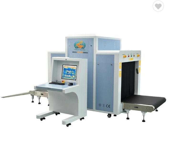 High Conveyor Speed X Ray Security Scanner For Bus Station / Airpport / Museum supplier