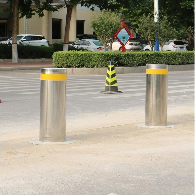 IP67 Automatic Road Barriers Lifting Column Electro Hydraulic Integrated Rising For School supplier