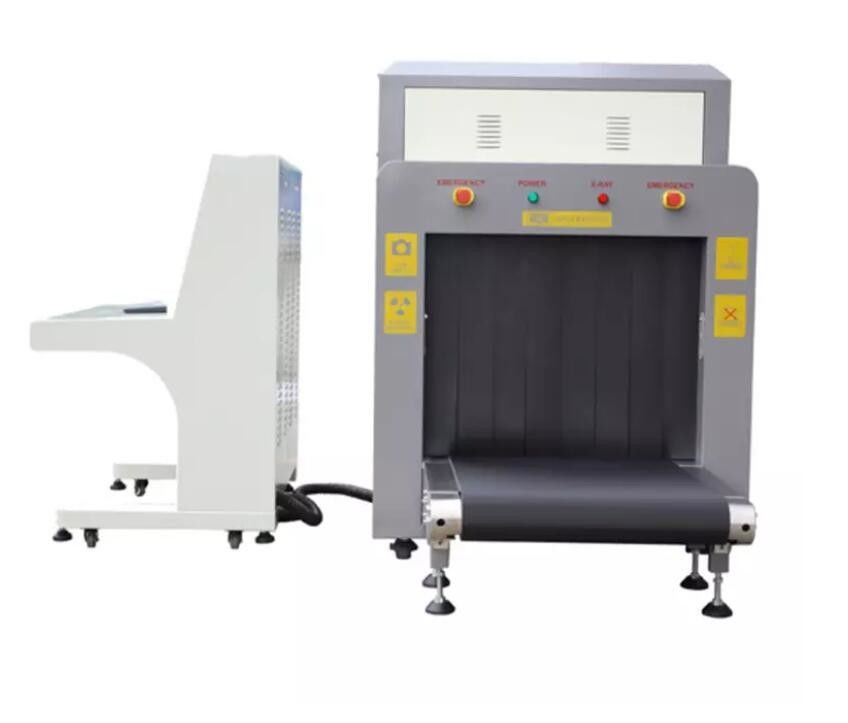 38 AWG X Ray Baggage Scanner , Security X Ray Machine For Bus Station / Airpport supplier