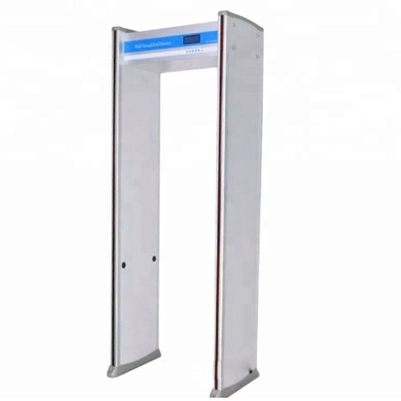 Digital Archway Walk Through Metal Detectors With 18 Detection Zones Convert Function supplier