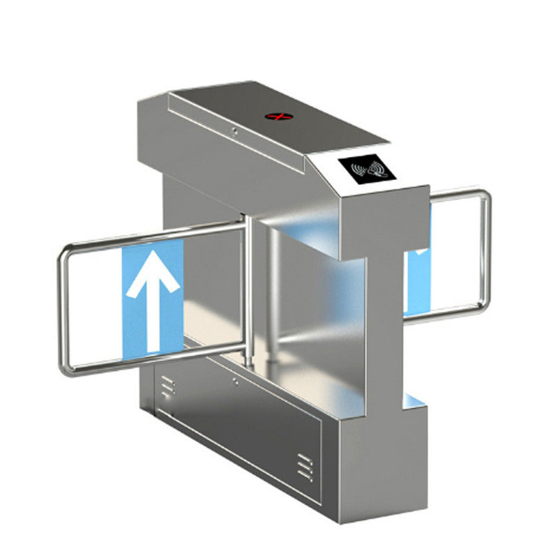 ODM RFID Counter Swing Pedestrian Turnstile Gate Torniquete Entrance Electronic supplier