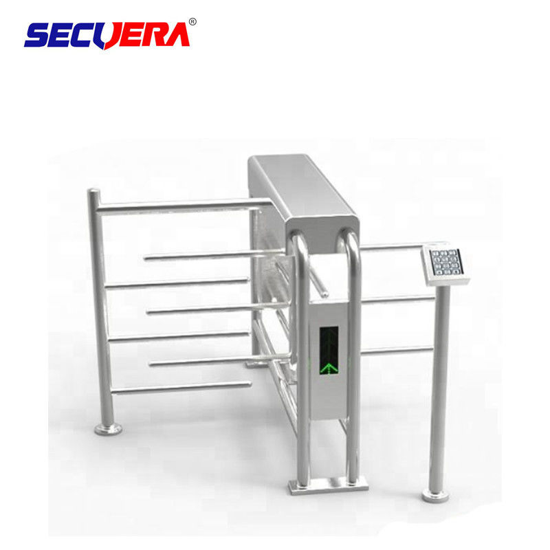 optical smart pedestrian entrance Sliding barrier electronic turnstile Barrier Gate supplier