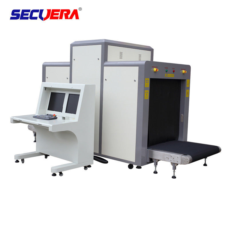 Digital Subway Station X-Ray Machine For Luggage , x ray security scanner airport x ray machine x ray luggage scanner supplier