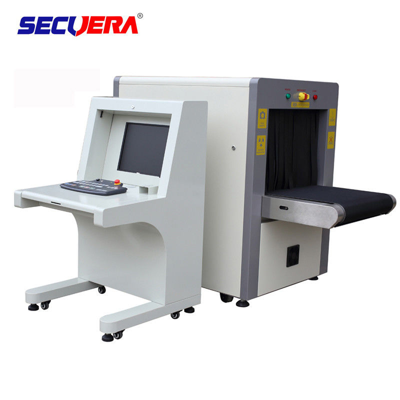 Multi Energy X Ray Security Scanner 6550 For Transport Terminals / Prison Security Check X Ray Security Scanner supplier