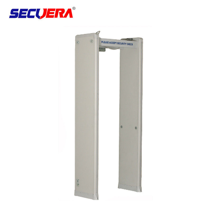 metal detectors walk through gate door type walk though metal detector supplier