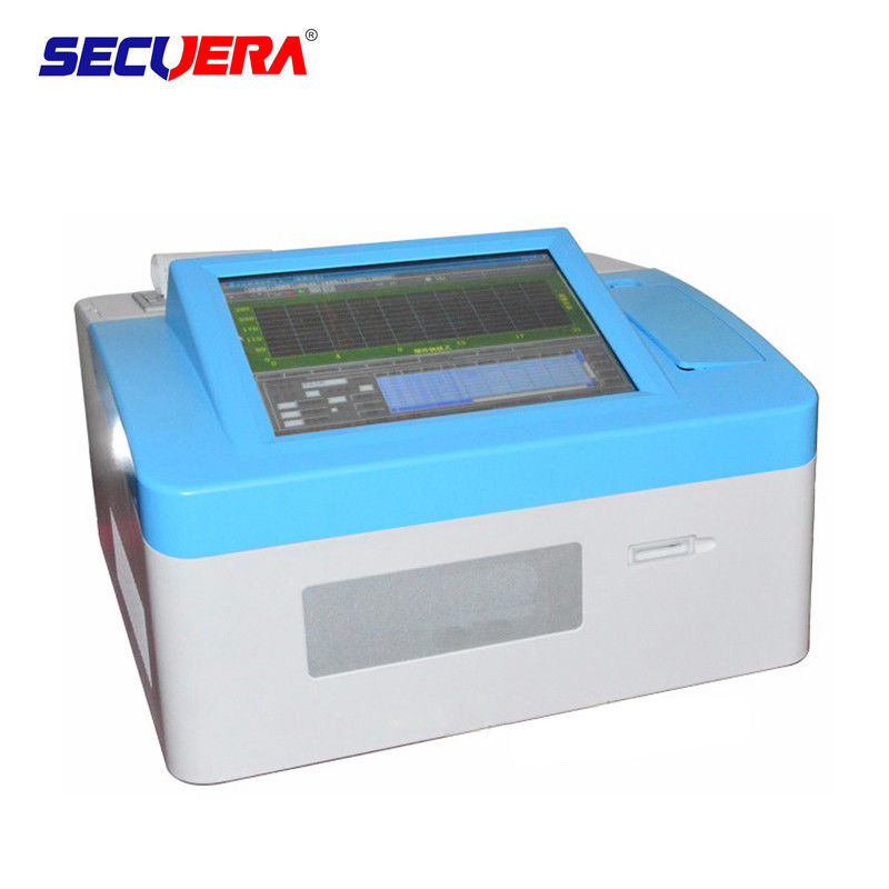 Sound / Light Alarm Airport Security Body Scanner , Airport Baggage Scanner 300W supplier