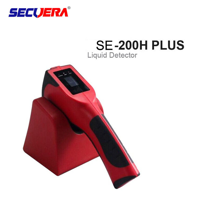 Plastic Airport Security Scanner Portable Bottle Dangerous Liquid Explosive Detector supplier