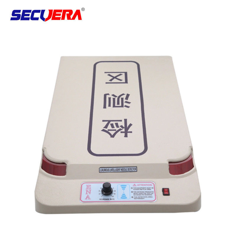 50Hz Food Processing Metal Detectors , Apparel Industry Needle Inspection Machine supplier