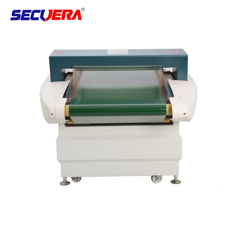 AC220V Alarm Garment Conveyor Belt Metal Detector Customized 50-60HZ High Sensitivity supplier