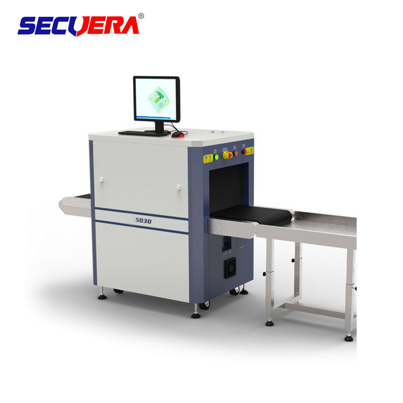 High Penetration X Ray Inspection Systems , X Ray Screening Equipment For Airport baggage x ray scanning machine supplier