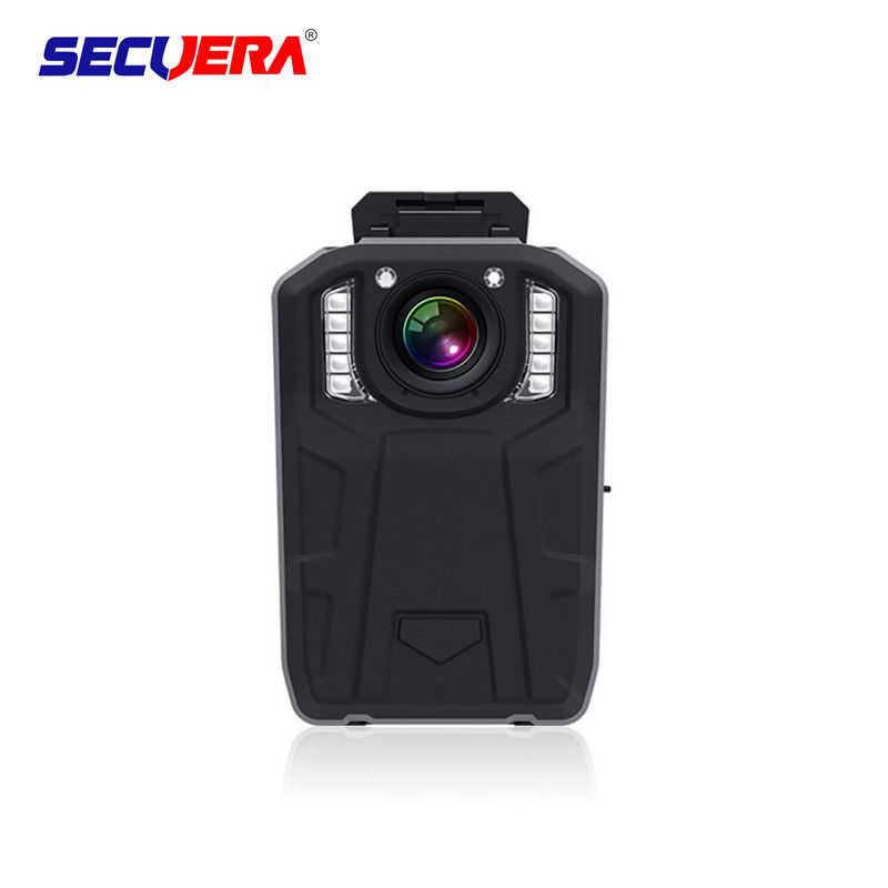 1080P 4G GPS WIFI Wearable IP68 Waterproof Night Vision Police Body 2850Ahm Worn Camera Law enforcement recorder supplier