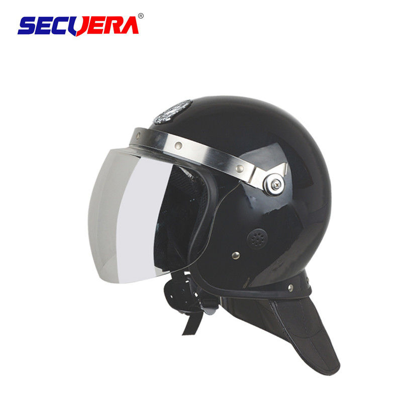 Knife-Proof Portable Anti Riot Helmet Light Weight  Durable For Police Equipment supplier