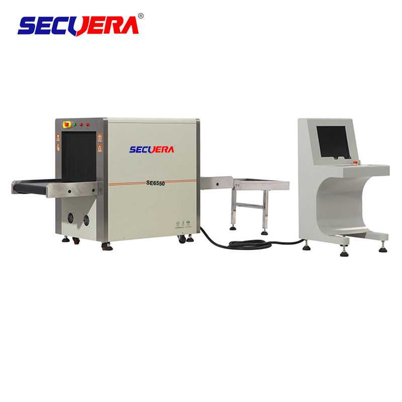 600mm * 500mm  X Ray Baggage Scanner , Security Scanning Equipment For Prisons baggage screening equipment airport x ray