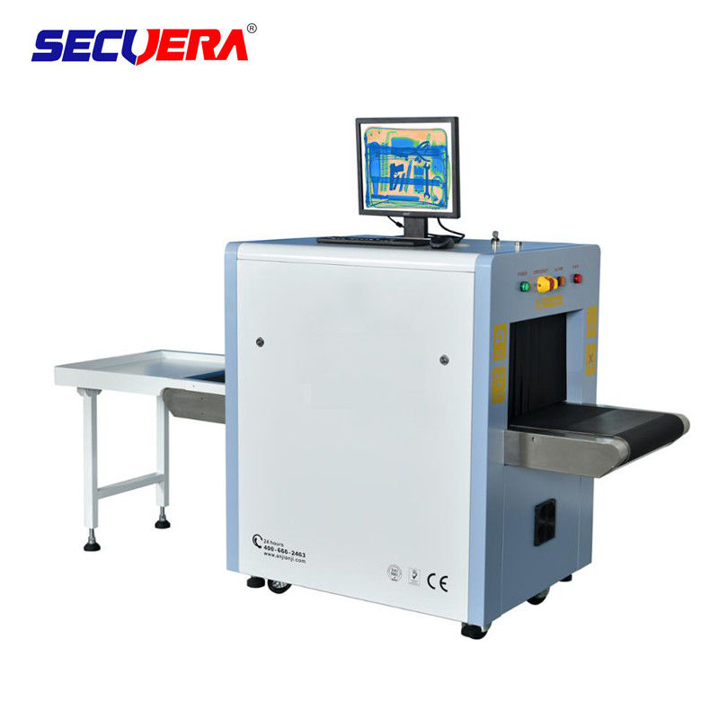 Security Luggage Detection X Ray Baggage Scanner Machine With Lcd Display airport security bag scanners security baggage supplier