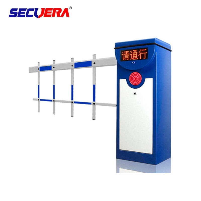 Automatic Articulated DC Parking Boom Barrier Gate With Long Range Rfid Reader supplier