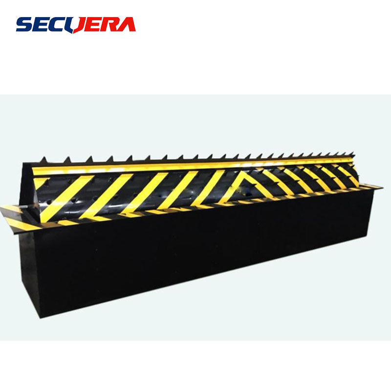 Terrorist Proof Hydraulic Road Blocker 304 Stainless Steel High Machining Precision