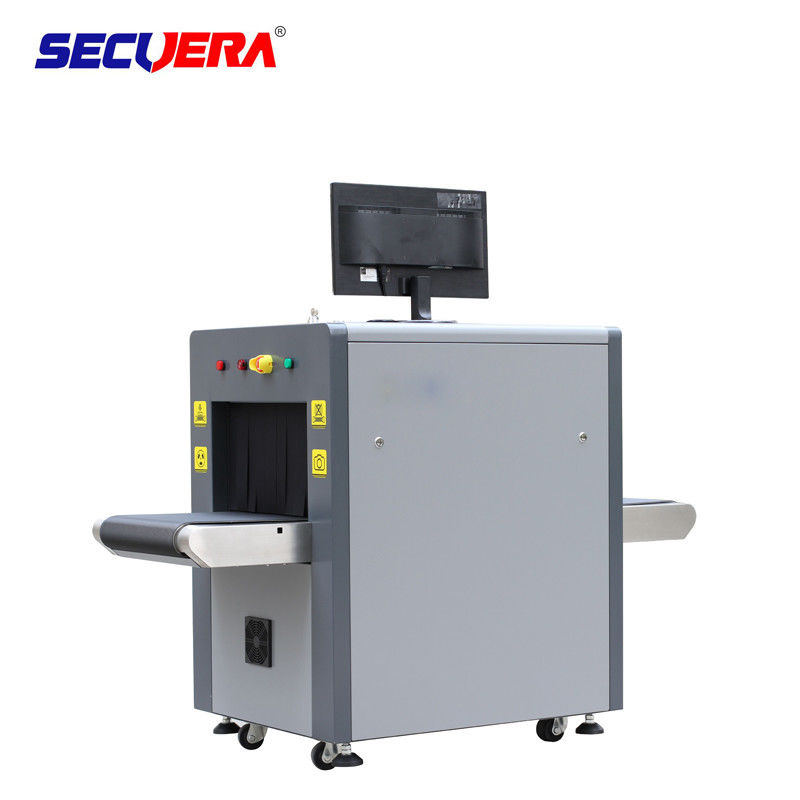 500mm*300mm X Ray Screening Machine Parcel Inspect Scanner Networking Function
