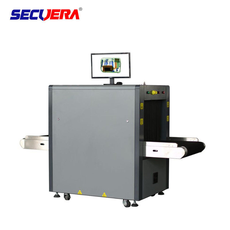 160kV Anode Voltage X Ray Security Scanner 0.2 M / S Conveyor Speed SE-6550 supplier