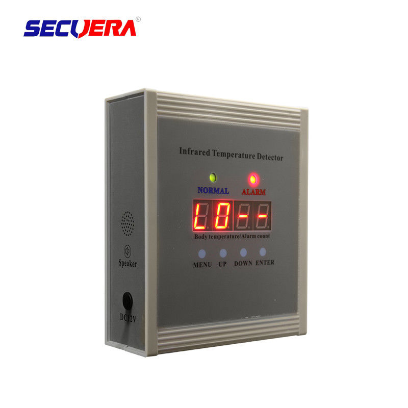 Adjustable Sensitivity Infrared Body Temperature Detector Non Contact Automatic Scanning supplier