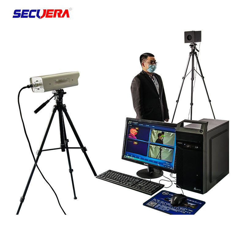 Real Time Walk Through Temperature Scanner , HD Infrared Thermal Imaging Camera