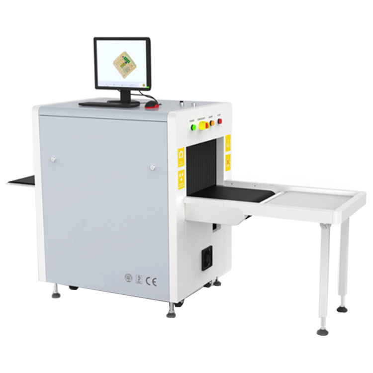 High Quality X-ray Baggage Scanner Airport Luggage Machine for Bags