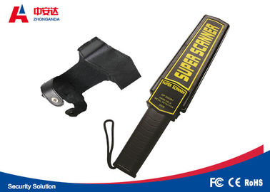 Two Sensitivities handheld metal detector wand For Police Office Security Check