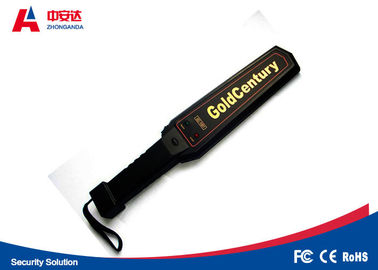 Dependable Hand Held Metal Detector Super - High Accuracy 410mm * 85mm