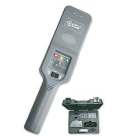 Alarm / Low Battery Security Metal Detecting Wand UV140 With Power Indicator