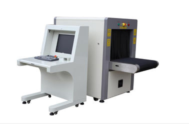 1.0KW Max X Ray Security Scanner , 34MM Metal Line Baggage Scanning System