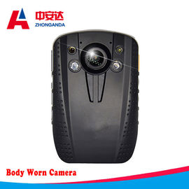 Portable Body Worn Camera Security Guard Police Recording Law Enforcement Logger with GPS