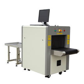 Automatic Baggage X Ray Scanner , Airport Security Screening Equipment 24 Bit Real Color