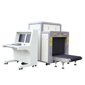 Railway Station X Ray Baggage Scanner Machine High Sensitivity For Security Check
