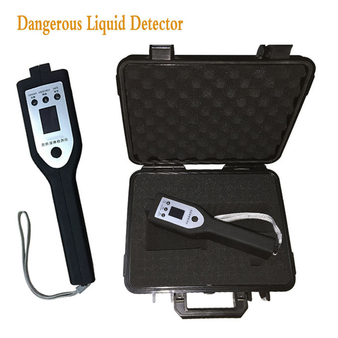 ZA-200H Airport Security Scanner Dangerous Liquid Detector Plastic Material 3 VAC